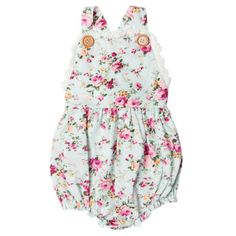 Hot Baby Girl Print Flower Rompers Cute Floral Jumpsuits Baby Overalls Infant Toddler-in Rompers from Mother & Kids on Aliexpress.com | Alibaba Group