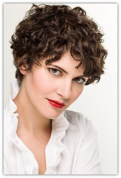 Short Human Hair Wig Curly Hair Wigs Lace Front Wig - Hairstyles For All Short Permed Hair, Short Curly Pixie, Short Human Hair Wigs, Human Wigs, Short Straight Hair, Curly Hair Cuts, Short Hair Cuts, Curly Hair Styles, Curly Pixie Haircuts