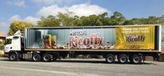 WONSA - Transit - Street Cred Media launches 3D design solution on Trucks - #Trucks #Transit #OutdoorAdvertising