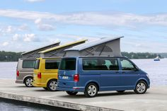 VW T6 California 001