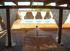 piscina Outdoor Furniture, Outdoor Decor, Gazebo, Outdoor Structures, Home Decor, Swiming Pool, Kiosk, Decoration Home, Room Decor