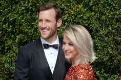 """""""Dancing with the Stars"""" judge Julianne Hough and NHL player Brooks Laich shared 1950s-inspired pictures from their tropical vacation."""