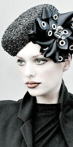 Natalilouise Millinery. #passion4hats