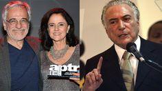 A estatal EBC [Empresa Brasil de Comunicação ], responsável pela TV Brasil, foi transformada peloPT em cabide de empregospara defensores e amigos de Dilma e Lula O presidente em exercício Michel …