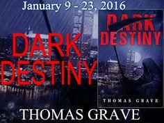 Tome Tender: Thomas Grave's Dark Destiny YA Horror Blitz & Give...