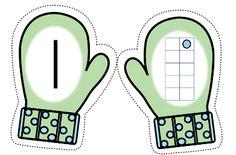 ideas matemáticas invierno Maternelle Grande Section, Winter Theme, Mittens, Ladybug, Homeschool, Cute Animals, Activities, Education, Maths