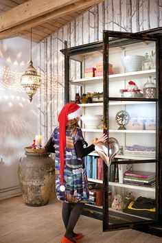 Six Christmas styling tips from Signe Nordal | The Simple Things magazine