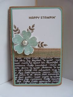 StampinClubNederland - Stampin Up! products and workshops: Notebooks - Happy Stampin '