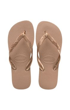 7f940ff03 Havaianas Top Tiras Sandal Rose Gold Price From  16