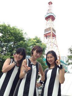 sazaeallstars:  Twitter / MorningMusumeMg: 【札幌】...