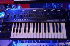MATRIXSYNTH: Stripped Roland SH-101 Analog Mono Synthesizer w/ ...