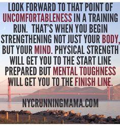 Training Motivation from NYCRunningMama