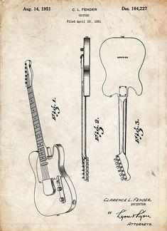 Fender Patent