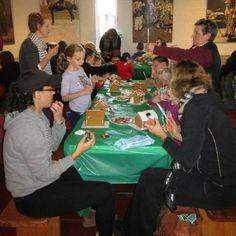 Gingerbread House Workshop Union, NJ #Kids #Events