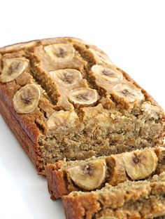 Cinnamon Swirled Banana Bread | The BakerMama