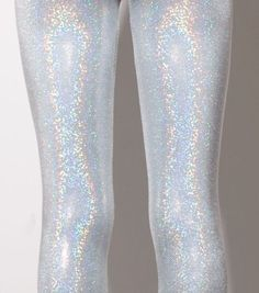 Sparkling tights