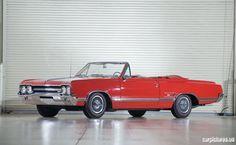 1965 Oldsmobile Cutlass 442 Convertible