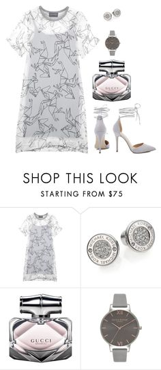 """""""Untitled #310"""" by hayleyl22 ❤ liked on Polyvore featuring Antipodium, Michael Kors, Gucci and Olivia Burton"""