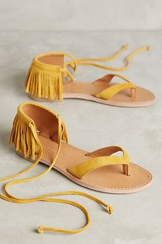 Morena Gabbrielli Esperance Sandals #anthropologie
