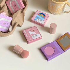 Makeup Set, Cute Makeup, Beauty Makeup, Makeup Inspo, Yves Saint Laurent, Glitter Lip Gloss, Makeup Package, Pink Lake, Aesthetic Makeup