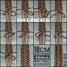No photo description available. Paracord Braids, Paracord Knots, Paracord Bracelets, Paracord Tutorial, Bracelet Tutorial, Paracord Projects, Macrame Projects, Macrame Knots, Macrame Jewelry