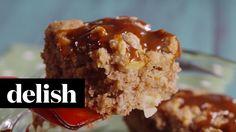 Caramel Apple Coffee Cake | Delish