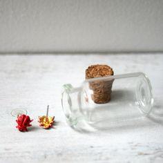 Little Ladybug Earrings, 14€, now featured on Fab.