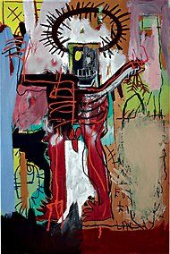 This painting by Basquiat set a record of $16.3 million. Dead Painters Club ...