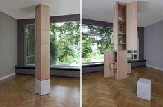5 Secret Storage Furniture For Clever Interior Decors Secret Storage, Hidden Storage, Box Storage, Hanging Storage, Extra Storage, Storage Ideas, Decor Interior Design, Furniture Design, Interior Decorating