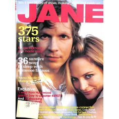 Cover Print of Jane Magazine, May 2003 | $6.60
