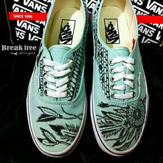 Dream catcher vans <3