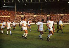 1968 European Cup Final, Wembley Stadium.