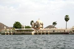 Udaipur, where James Bond's 'Octopussy' was filmed...