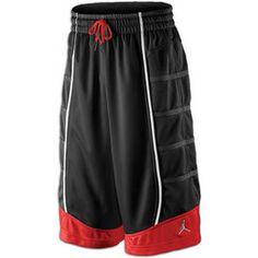 Michael Jordan Jordan Retro 11 Short - Mens - Black/Gym Red/White Jordan Jeans, Jordan Shorts, Athletic Outfits, Athletic Clothes, Jordan Outfits, Retro 11, Michael Jordan, Jordan Retro, Cool Outfits