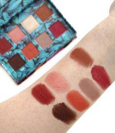 Venus 8 Color Matte Eyeshadow Palette by Beauddiction. Shop the palette here: https://shophush.com/collections/eye-palettes/products/8-color-matte-eyeshadow-palette #hushfam #shophush