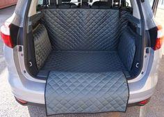 Ford C-Max (2011- Present) Quilted Waterproof Boot Liner