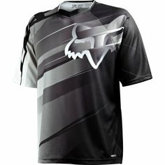 Fox Racing Demo Bike Jersey - Men's Black, M - Men's - http://ridingjerseys.com/fox-racing-demo-bike-jersey-mens-black-m-mens/