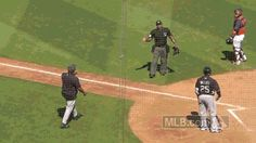 Lloyd McClendon gets ejected, has to run across the entire field to leave game