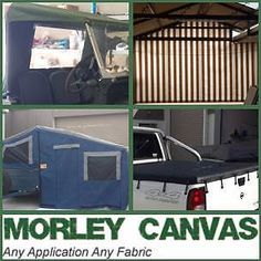 MORLEY CANVAS We custom make Canvas Ute canopies, trailer covers, boat covers and absolutely anything else to do with canvas Completely customisable to suit ..., 1103271737