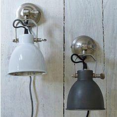 valko industrial wall lamp