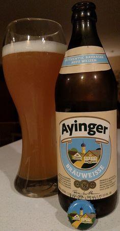 Brau weisse - Ayinger