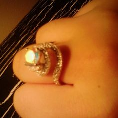 A ring that i got out of a candle it can be worth up to $5000