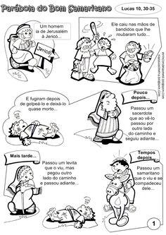 Parábola Bom Samaritano 1
