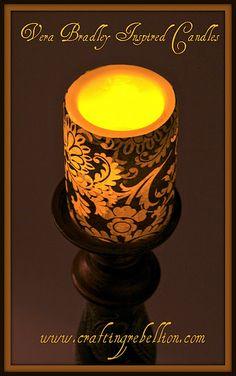 images about Let it BurnDIY Candles Diy