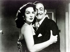 Her third husband was the Mexican actor and singer Jorge Negrete. They met in 1942, during the shooting of El Peñón de las Ánimas and had mutual dislike. The situation changed when María returned to Mexico from Spain in 1953. However, Negrete was deathly suffering from liver cirrhosis, and died in Los Angeles, 11 months after their marriage.