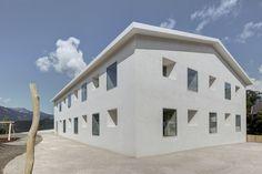Scuola materna di Rodengo PEDEVILLA ARCHITEKTEN