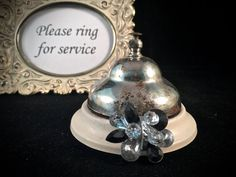 Escritorio Vintage Bell Repurposed Vintage Decor por MissionJewels