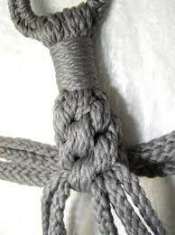 Resultado de imagen para macrame chinese crown knot