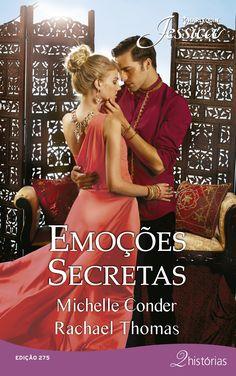 Jessica > Emoções Secretas de Michelle Conder e Rachel Thomas