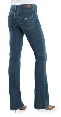 Women'a TOTALLY SHAPING MIDRISE BOOT CUT(SUNFLOWER) #DENIZEN #jeans. Exclusively at #Target.